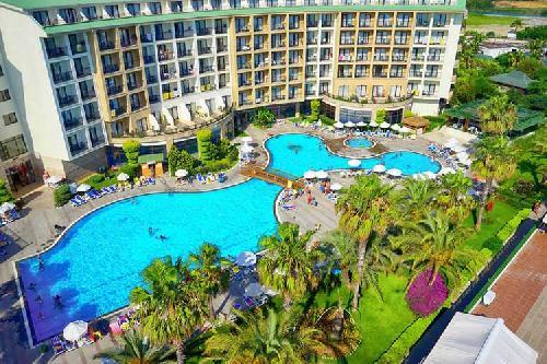 Lyra Resort Hotel transfer
