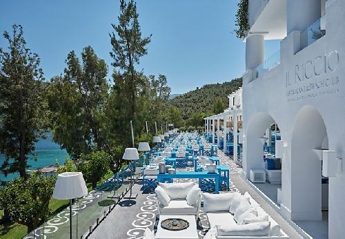 il Riccio Beach House Restaurant transfer