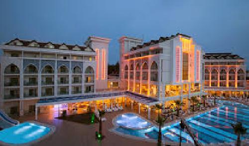 Diamond Elite ve Spa Hotel transfer