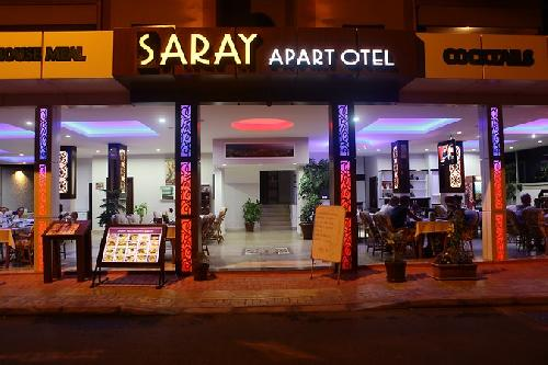 Saray Apart Hotel transfer