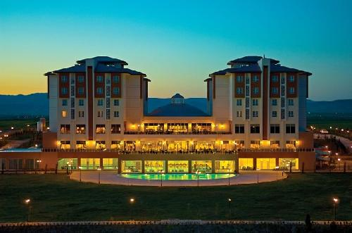 Sandikli Termal Park Resort Spa Conventıon Center transfer