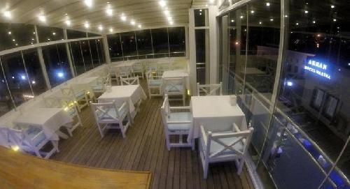 Akkan Hotel Marina transfer