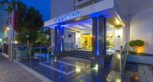 Villa Sun Flower Aparts Suites transfer