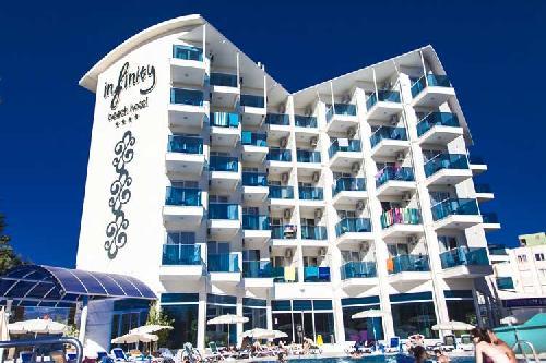 Hotel İnfinity Beach transfer