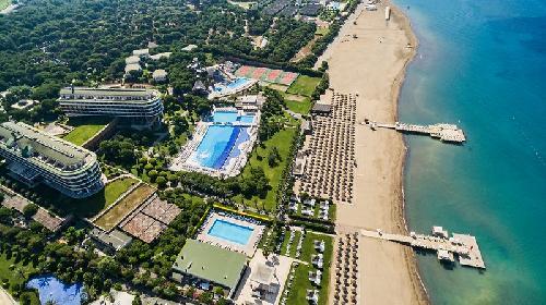 Voyage Belek Golf & Spa Antalya Flughafen-Transfers