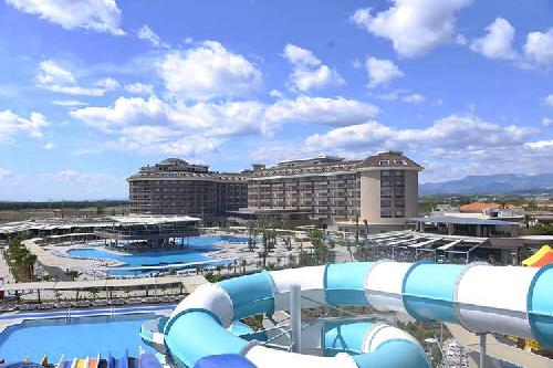 Sunmelia Beach Resort Hotel Spa transfer