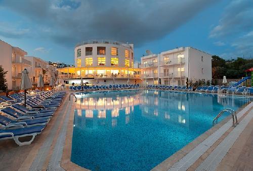 Bodrum Beach Resort transfer