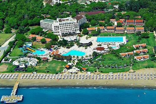 Sentido Zeynep Resort Hotel Antalya Flughafentransfer