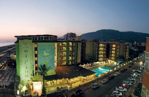 Xeno Sonas Alpina Hotel transfer