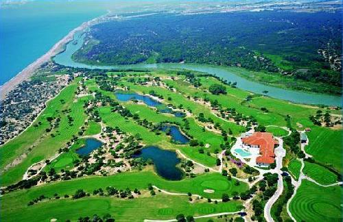 Titanic Golf Club transfer