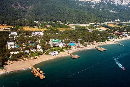 Nirvana Lagoon Villas Suites Spa transfer