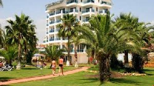 Venessa Beach Hotel transfer