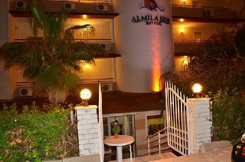 Almila Side Suite Apart transfer