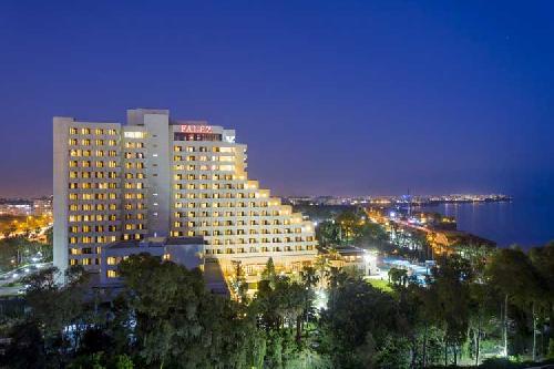 Ozkaymak Falez Hotel Antalya transfer