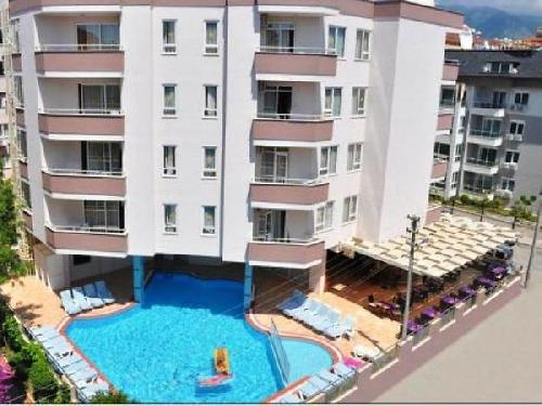 Albatros Apart Hotel transfer