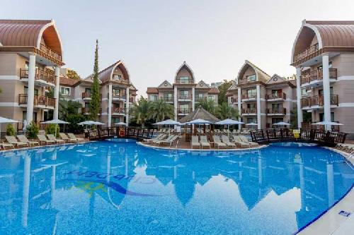 Club Dem Spa Resort transfer