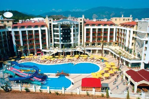 Grand Pasa Hotel transfer