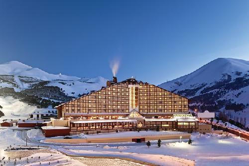 Polat Erzurum Resort Hotel transfer