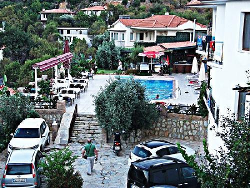 Flora Saadet Apart Hotel transfer