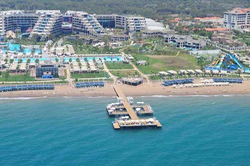 Susesi Luxury Resort transfer