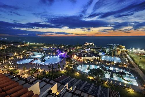 Bellis Deluxe Hotel Antalya Flughafen transfer