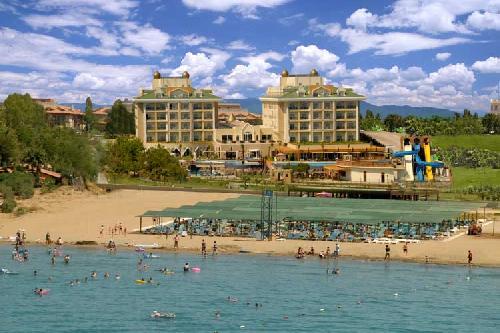 Adalya Resort Spa transfer
