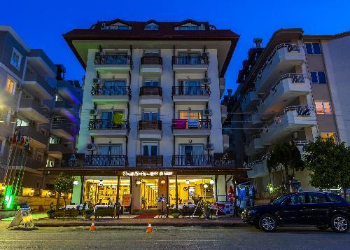 Oba Time Hotel transfer