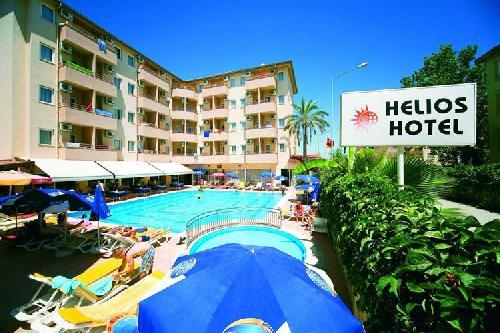 Helios Hotel transfer