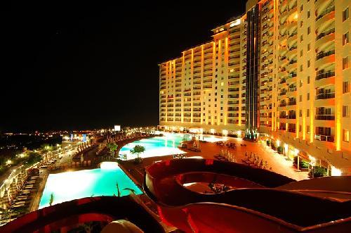 Goldcity Hotel transfer