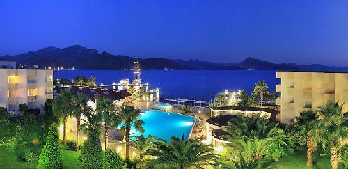 Marmaris Resort transfer