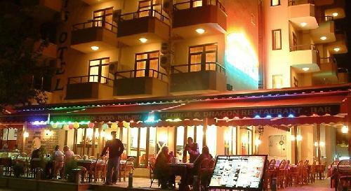 George Dragon Beach Hotel Marmaris transfer