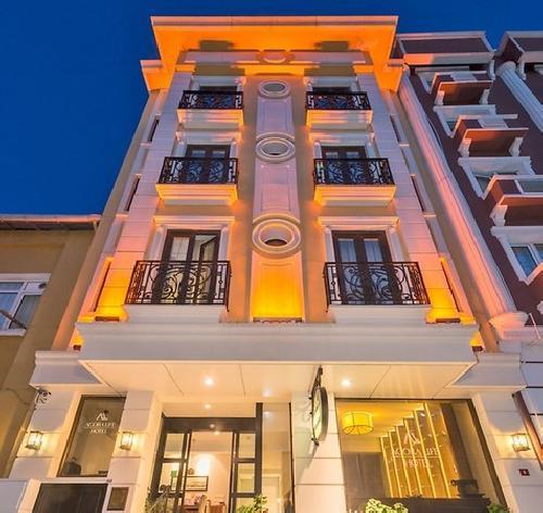 Agora Life Hotel transfer