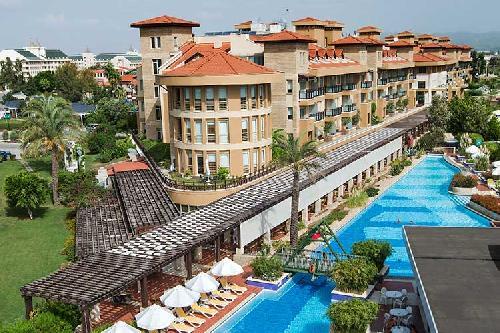 Xanthe Resort transfer