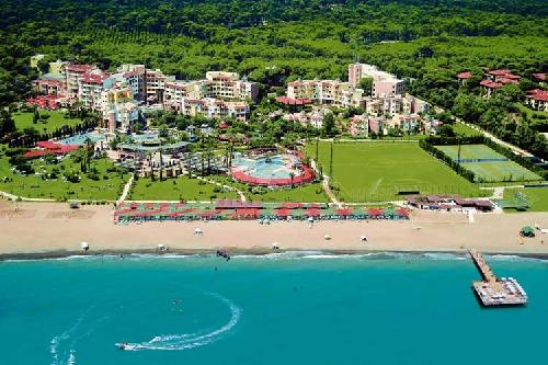 Limak Arcadia Golf Resort Hotel transfer