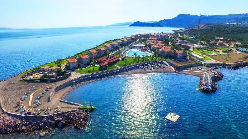 Assos Dove Hotel Resort Spa transfer