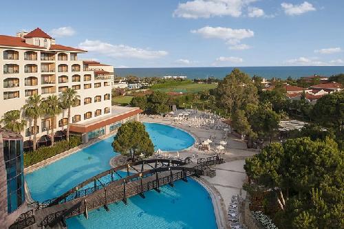 Sirene Belek Hotel Antalya Flughafen transfer