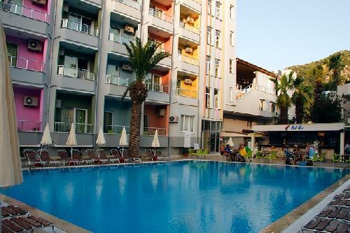 Vela Hotel İcmeler transfer