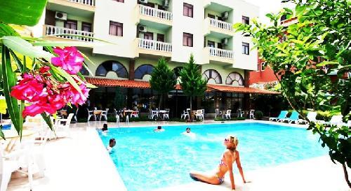 Anfora Hotel Antalya Flughafentransfer