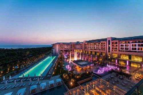 Regnum Carya Golf Spa Resort transfer