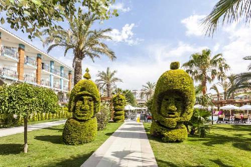 Belek Beach Resort Antalya Flughafentransfer