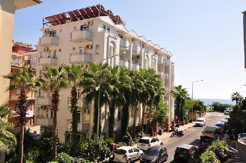 Belle Ocean Apart Hotel transfer