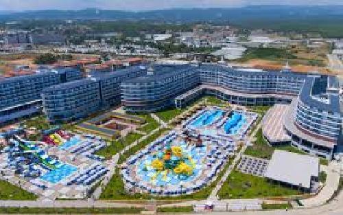 Eftalia Ocean Hotel transfer