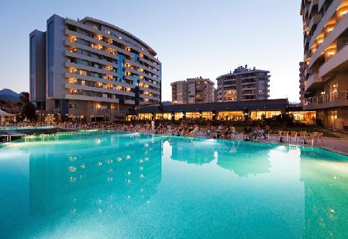 Porto Bello Hotel Antalya Flughafentransfer