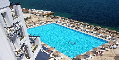 Hotel Mavi Kumsal transfer