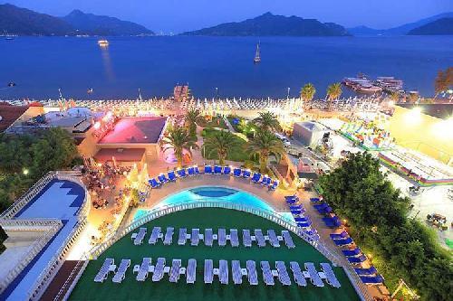 Orka Hotel Nergis Beach transfer