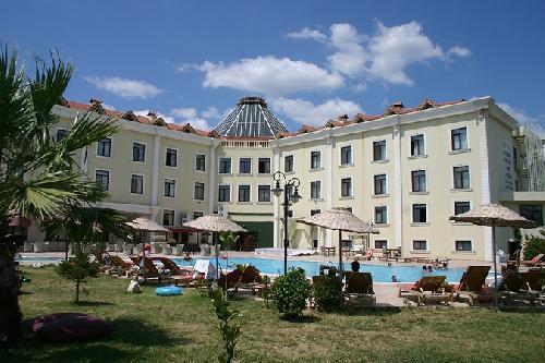 Saruhan Termal Hotel transfer