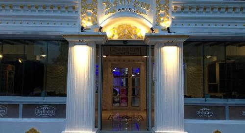 Behram Hotel transfer
