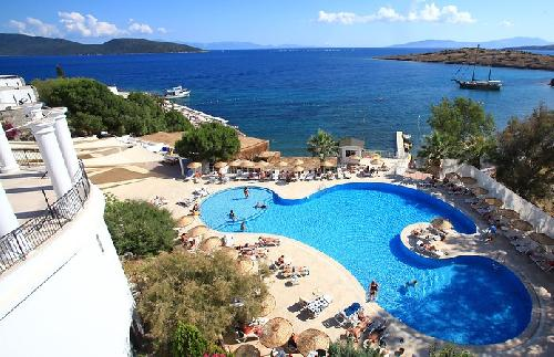 Bodrum Bay Resort transfer