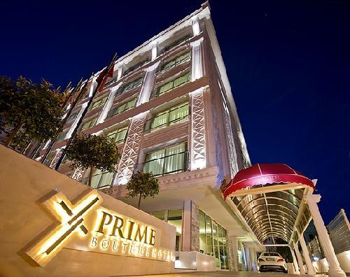 Prime Boutique Hotel transfer