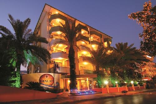 Sifalar Apart Hotel transfer